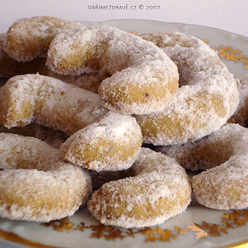Old Fashioned Moon Cookies