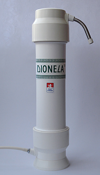 Filtr na vodu dionela
